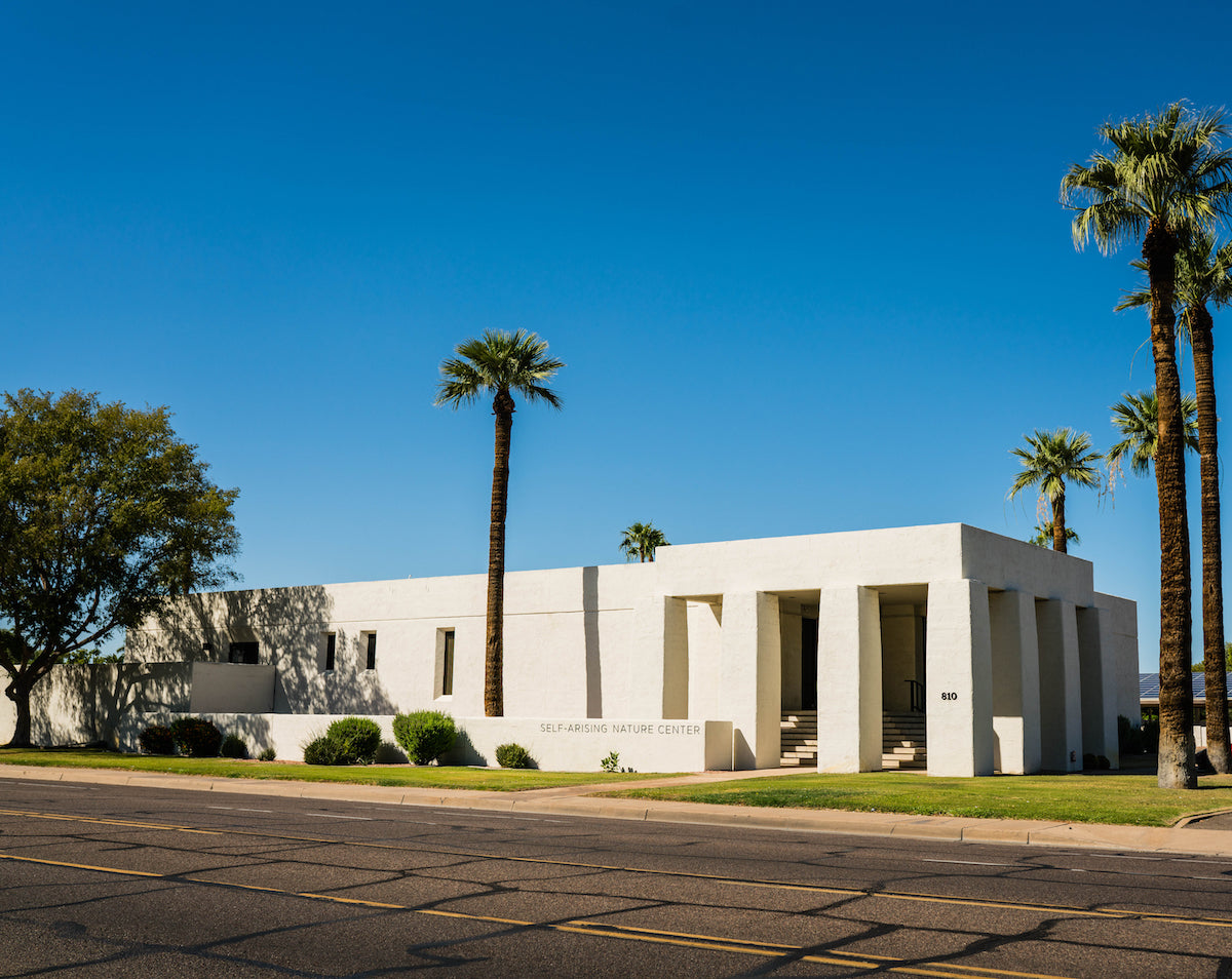 san center in phoenix lotuswei headquarters