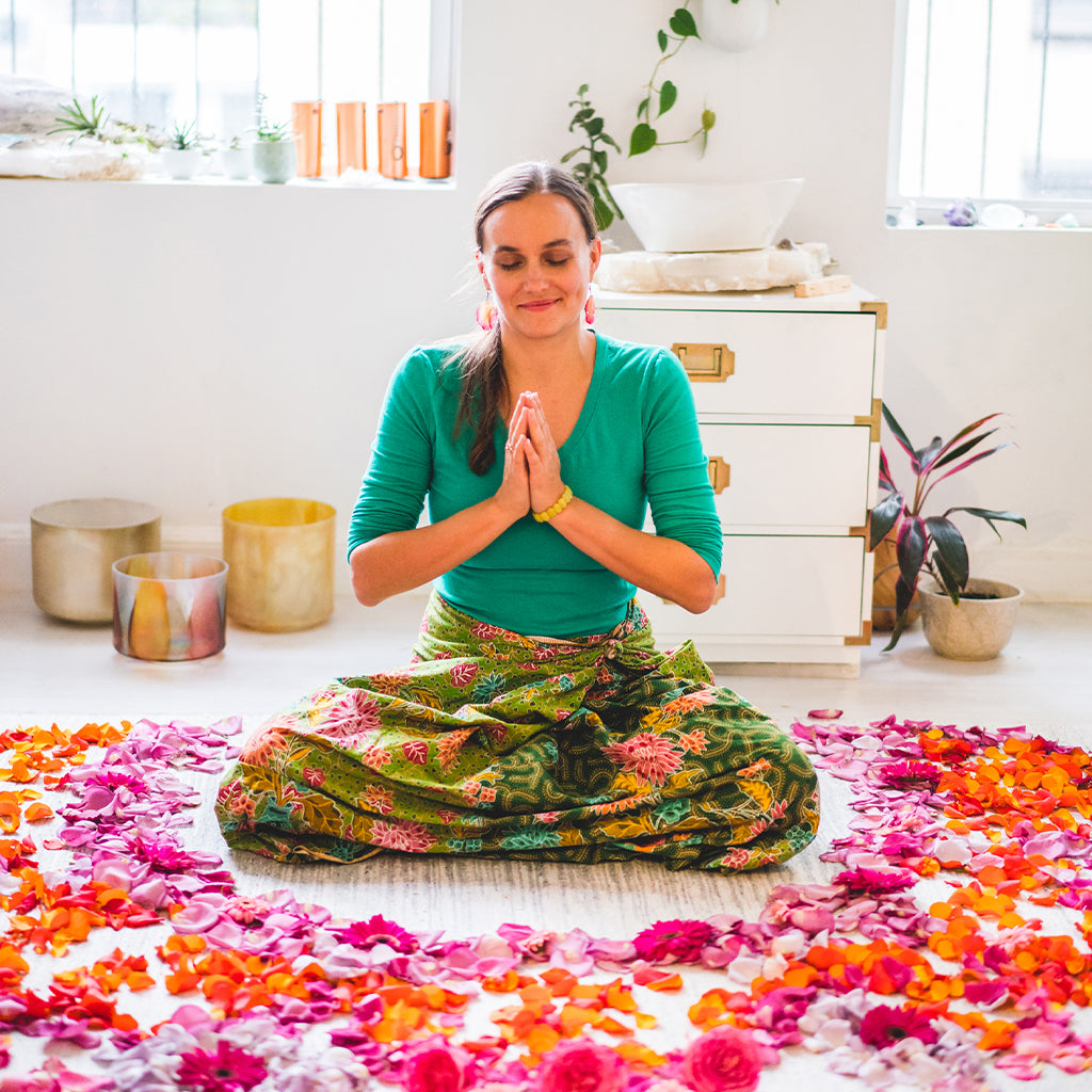 Boundless Wisdom Teaching Katie Hess Lotuswei Flower Essences BWT