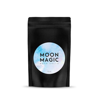 Moon Magic Bath Salts Lotuswei flower essences