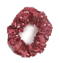 Load image into Gallery viewer, Sequins scrunchies