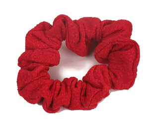 Mixed set scrunchies