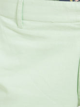 Load image into Gallery viewer, Green Linen Shorts