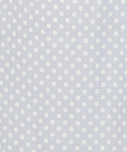 Load image into Gallery viewer, Light Blue Polka Dot Dress