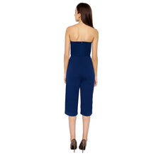 Load image into Gallery viewer, Navy Blue Jumpsuit