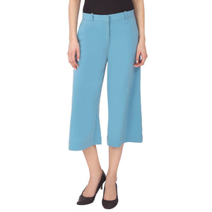 Light Blue 3/4Th Pants