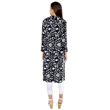Load image into Gallery viewer, Geometric Printed Long Jacket