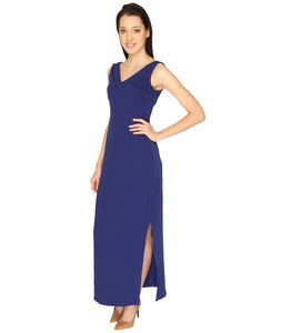 Royal Blue Long Dress Formal
