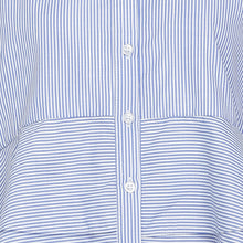 Load image into Gallery viewer, Asymmetric Striped Shirt