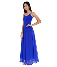 Load image into Gallery viewer, Royal Blue Evening Gown