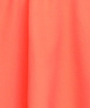 Load image into Gallery viewer, Coral Layered Bardot Dress