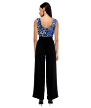 Load image into Gallery viewer, Two-Toned Shimmer Jumpsuit