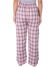 Load image into Gallery viewer, Pink & Grey Checked Pyjamas