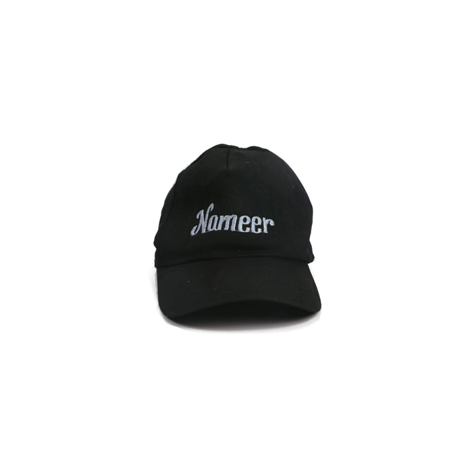 Black Regular Cap
