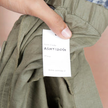 Load image into Gallery viewer, Cream Cotton Cool Pants