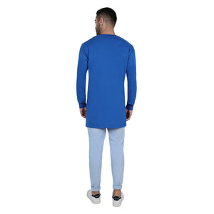Blue Full Sleeves KurTee
