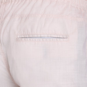 Cream Rust Cotton Chinos