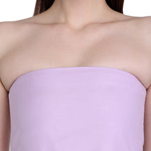 Load image into Gallery viewer, Purple Off Shoulder Bustier
