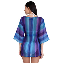 Load image into Gallery viewer, Lagoona Printed Open Kaftan