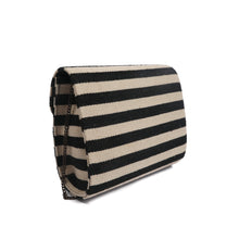 Load image into Gallery viewer, Zebra Stripe Clutch