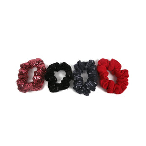 Sequins Scrunchies Pack