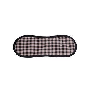 Houndstooth Cotton Eyemask
