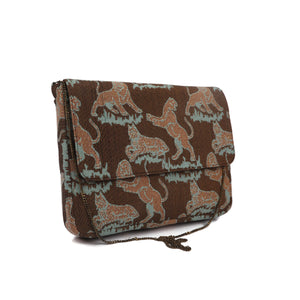Fierce Animal Laptop Sling Bag