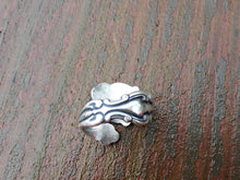 Load image into Gallery viewer, Spoon Ring. Sterling silver ring, silver jewelry, bohemian fashion accessories. - Andria Bieber Designs, Ring - Jewelry,  Andria Bieber Designs  - Andria Bieber Designs