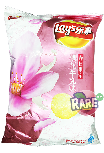 LAY'S (CHINA) WHITE PEACH