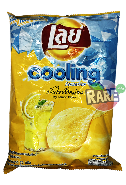 LAY'S (THAILAND) COOLING ICY LEMON