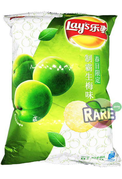 LAY'S (CHINA) GREEN PLUM