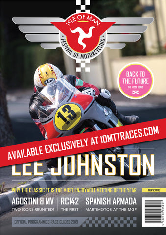 2019 Official Festival Of Motorcycling Programme