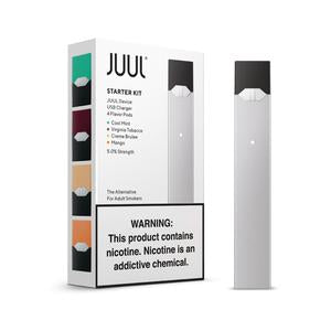 JUUL Authentic Device in Grey – Vi Vapes