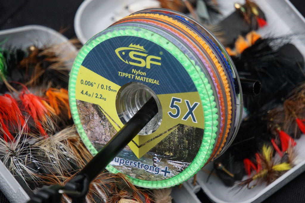 SF Clear Nylon Tippet Line