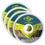 SF Clear Monofilament  Tippet Line for Fly Fishing Line