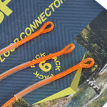 SF Fishing Braided Loop Connector (6 Packs)