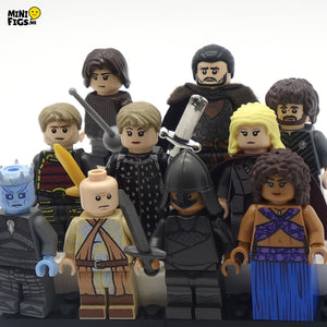 Sets of 10 Minifigs