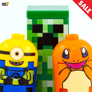 Yellow Figures on Sale