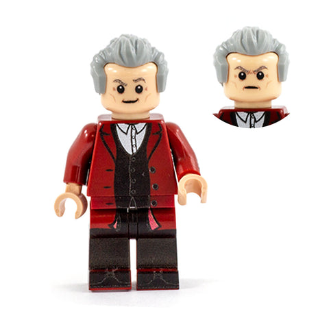 12th Doctor - Custom Design Minifigure