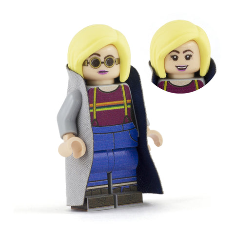 13th Doctor - Custom Design Minifigure