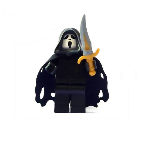 Scream Villain - Custom Design Minifigure