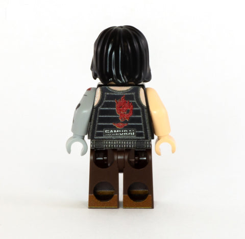 Mr Cyberpunk - Custom Design Minifigure