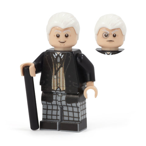 1st Doctor - Custom Design Minifigure