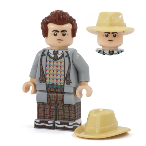 7th Doctor - Custom Design Minifigure