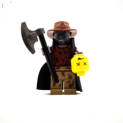 Creepy Scarecrow - Custom Design Minifigure