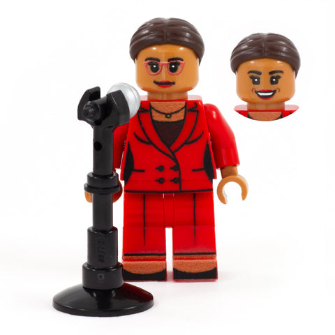 Inspirational Women (IWD 2020) - Custom Design Minifigure Set