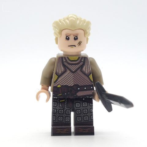 Medieval Fantasy, Brienne - Custom Design Minifigure
