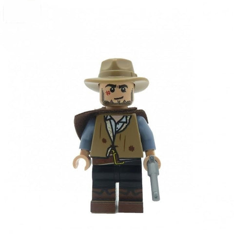 The Good, the Bad and the Tiny Custom Minifigure