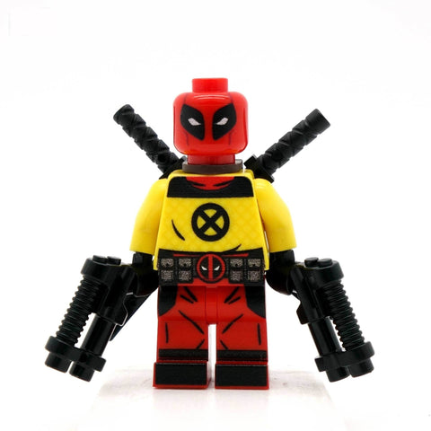 Merc with a Mouth in Training - Custom LEGO Minifigure