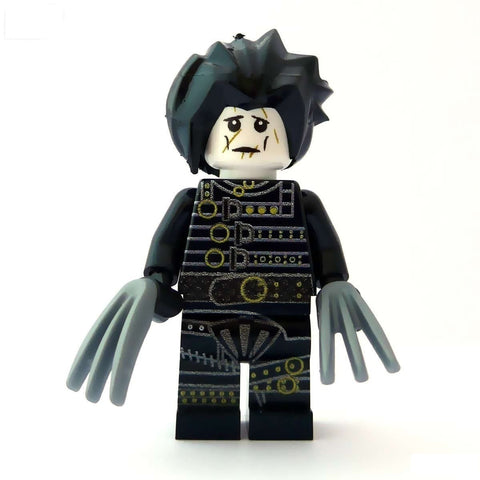 Studward Scissorhands - Custom Design Minifigure