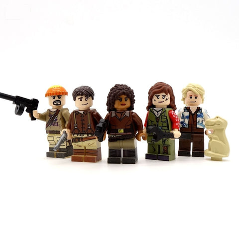 Browncoats Crew Set - Custom Design Minifigure Set